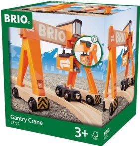 GANTRY CRANE #33732 BY BRIO WO