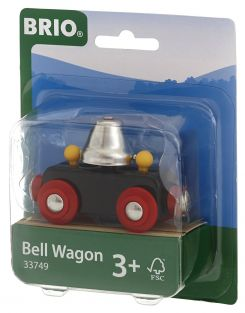 BELL WAGON TRAIN CAR #33749 BY