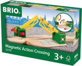 MAGNETIC ACTION CROSSING #3375