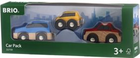 CAR PACK #33759 BY BRIO WOODEN