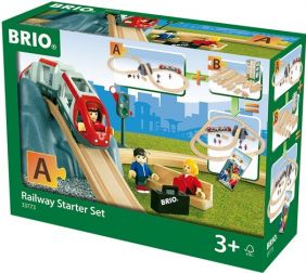 STARTER SET #33773 BY BRIO WOO