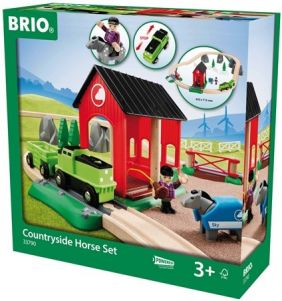 COUNTRYSIDE HORSE SET #33790 B