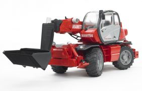 MANITOU TELESCOPIC LOADER MRT