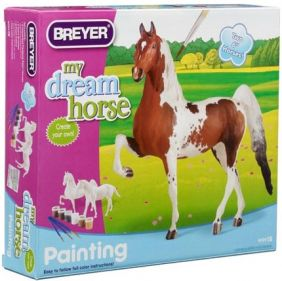 BREYER MY DREAM HORSE PAINTING