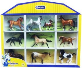 STABLEMATES SHADOWBOX HORSE SE