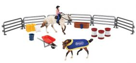 STABLEMATES WESTERN PLAY SET #