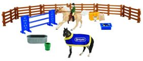 STABLEMATES ENGLISH PLAY SET #