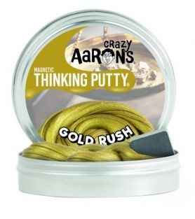 GOLD RUSH MAGNETIC CRAZY AARON'S PUTTY