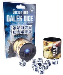 DR. WHO: DALEK DICE GAME #7211
