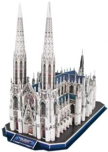 ST. PATRICK'S CATHEDRAL 117PC