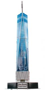 ONE WORLD TRADE CENTER 23PC