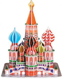 ST. BASIL'S CATHEDRAL 173PC