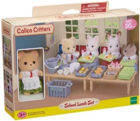 SCHOOL LUNCH SET #CC1486 BY CA