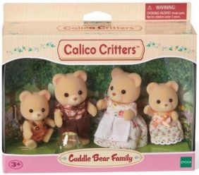 CUDDLE BEAR FAMILY #CC1509