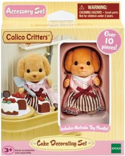 C/C CAKE DECORATING SET