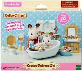 C/C COUNTRY BATHROOM SET