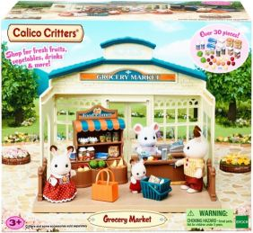 CALICO CRITTERS GROCERY MARKET