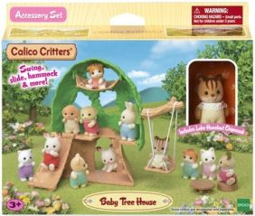 C/CRITTERS BABY TREE HOUSE