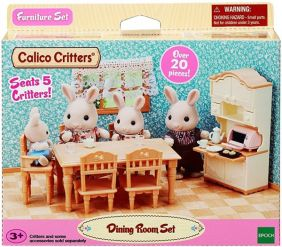 CALICO CRITTERS DINING ROOM