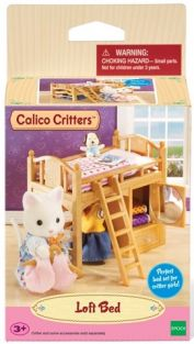 SISTER'S LOFT BED #CC2618 BY C