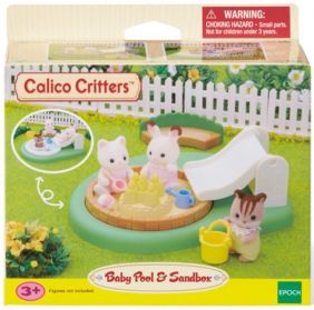 BABY POOL & SANDBOX #CC2681 BY