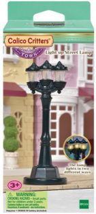 LIGHT UP STREET LAMP-TOWN