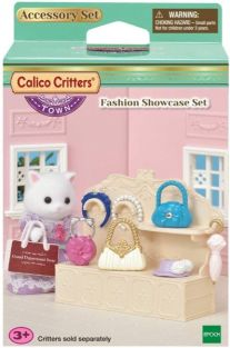 FASHION SHOWCASE SET-TOWN ACCE