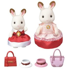 C/C DRESS UP DUO SET-TOWN