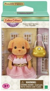 LAURA TOY POODLE-TOWN GIRL SER