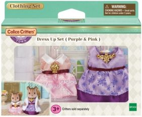 TOWN DRESS UP SET (PURPLE & PI
