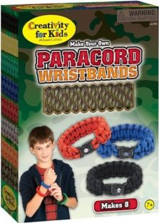 MAKE YOUR OWN PARACORD WRISTBA