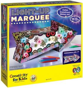 LIGHT-UP MARQUEE KIT #1275000
