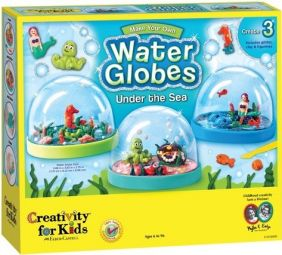 MAKE YOUR OWN WATER GLOBES KIT