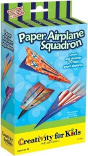 PAPER AIRPLANE SQUADRON MINI K