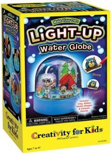MAKE YOUR OWN LIGHT-UP WATER G