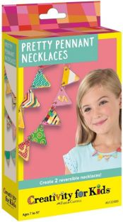 PRETTY PENNANT NECKLACES KIT #