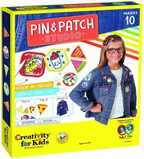 PIN & PATCH STUDIO #6136000 BY