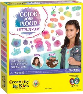 COLOR YOUR MOOD CRYSTAL JEWELR