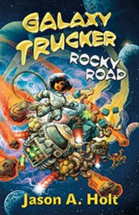 (SALE)GALAXY TRUCKER: ROCKY ROAD NOV