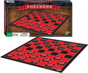 CHECKERS-FAMILY TRADITIONS GAM