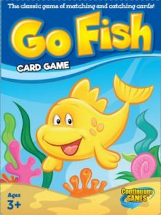 CONTINUUM GO FISH CARD GAME #1
