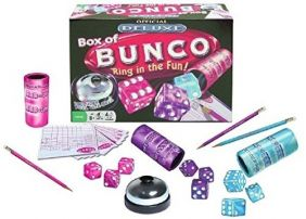 BOX OF BUNCO GAME #1617 BY CON