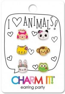 ANIMALS EARRING PARTY SET #ES1