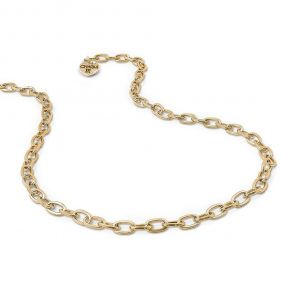GOLD CHAIN NECKLACE #CIN100-G