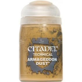 TECH:  ARMAGEDDON DUST 24ML PA