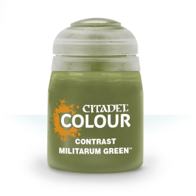 CONTRAST: MILITARUM GREEN 18ML