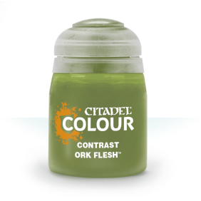CONTRAST: ORK FLESH 18ML PAINT