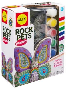 ROCK PETS-BUTTERFLY CRAFT KIT