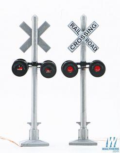 HO CROSSING SIGNAL CONTROLLER