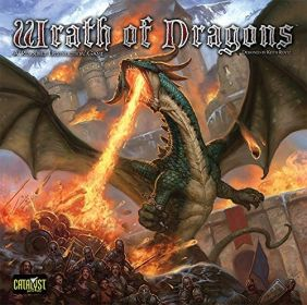 WRATH OF DRAGONS GAME #12030